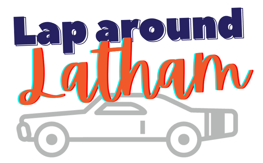 Lap around Latham, online fete 24 October