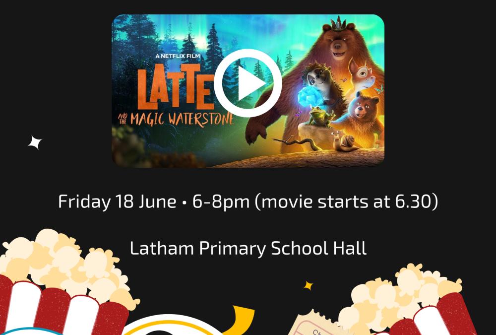 Latham Family Movie Night
